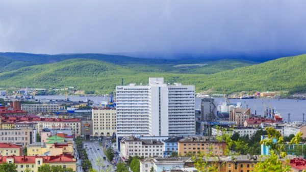 I Murmansk-regionen etablert forvaltningsselskap Capital of the Arctic