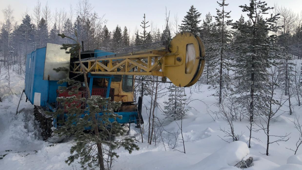 Development of one of the most promising titanium deposits in Russia has begun in Afrikanda